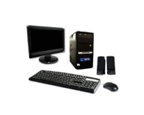 PC Certo Pc Certo Pc Celeron D430 2GB HD 1TB Windows Intel Celeron D430 2 GB 1 TB Windows 7 Starter Edition