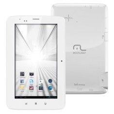 Foto Tablet Multilaser M-PRO 3G 4GB TFT Android 4.1 (Jelly Bean) 2 MP NB072