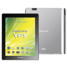 "Foto Tablet Positivo Ypy 10 16GB LCD 9,7"" Android 4.0 (Ice Cream Sandwich)"