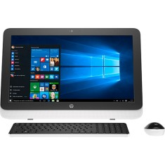 Foto All in One HP 23-r101br Intel Core i5 4460T 6 GB 1 TB Windows 10 23""