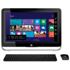 Foto All in One HP 23-G200BR Intel Core i5 4690T 4 GB 500 Windows 8.1 23""