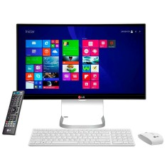 Foto All in One LG 27V750-G.BK33P1 Intel Core i5 5200U 4 GB 1 TB Windows 8.1 27""
