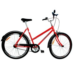 Foto Bicicleta Monark Aro 26 Freio V-Brake New City