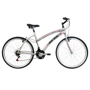 Foto Bicicleta Mormaii 21 Marchas Aro 26 Freio V-Brake Sunset Way Plus