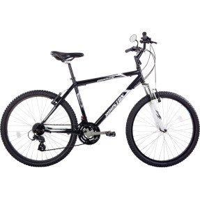 Foto Bicicleta Mountain Bike Houston 21 Marchas Aro 26 Freio V-Brake Medal S