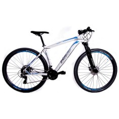 Foto Bicicleta Mountain Bike Oggi 24 Marchas Aro 29 Suspensão Dianteira Big Wheel 7.0
