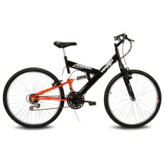 Foto Bicicleta Mountain Bike Verden Bikes 18 Marchas Aro 26 Suspensão Full Suspension Freio V-Brake Radikale