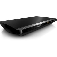 Foto Blu-Ray Player Philips 3D Full HD Acesso à Internet USB Wi-Fi Integrado BDP5600X/78