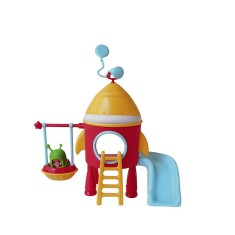 Foto Boneca Baby World Play Nave By Kids