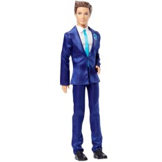 Foto Boneca Barbie Rock'n Royals Ken Mattel