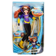 Foto Boneca DC Super Hero Girls Batgirl Mattel