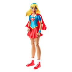 Foto Boneca DC Super Hero Girls Supergirl 15 cm Mattel