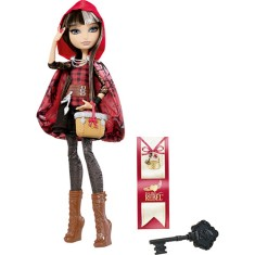 Foto Boneca Ever After High Cerise Hood Mattel