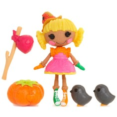 Foto Boneca Lalaloopsy Mini Baley Sticks N. Straws Buba