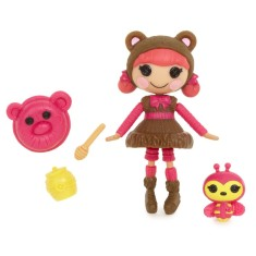 Foto Boneca Lalaloopsy Mini Teddy Honey Pots Buba