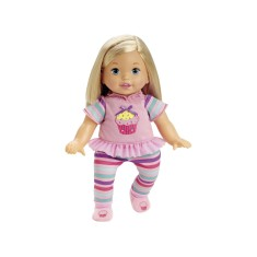 Foto Boneca Little Mommy Sweet Cupcake Mattel