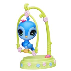 Foto Boneca Littlest Pet Shop Movimentos Mágicos Bird Hasbro