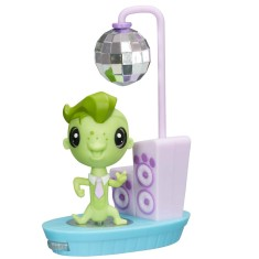 Foto Boneca Littlest Pet Shop Movimentos Mágicos Vinnie Hasbro