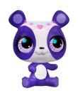 Boneca Littlest Pet Shop Panda Hasbro