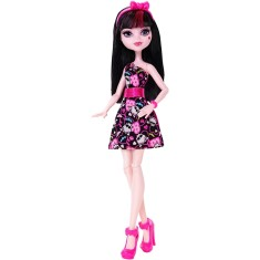 Foto Boneca Monster High Draculara DKY17/DMD47 Mattel