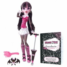 Foto Boneca Monster High Draculaura Mattel