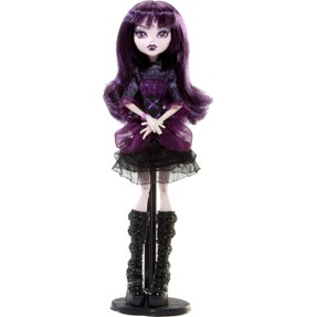 Foto Boneca Monster High Elissabat Mattel
