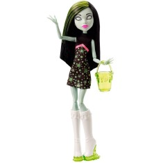 Foto Boneca Monster High Festival Monstrinhas Scarah Screams Mattel