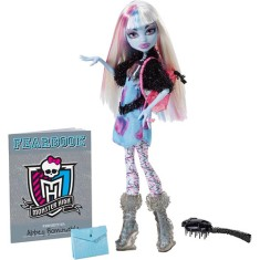 Foto Boneca Monster High Foto de Terror Abbey Bominable Mattel