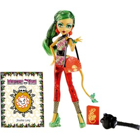 Foto Boneca Monster High Foto de Terror Jinafire Long Mattel