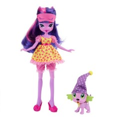 Foto Boneca My Little Pony Equestria Girls Twilight Sparkle B1072 Hasbro