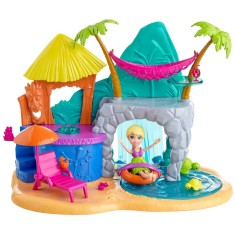 Foto Boneca Polly Totalmente Tropical Mattel