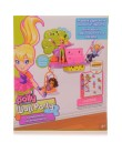 Boneca Polly Wall Party Acampamento Mattel