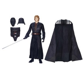Foto Boneco Anakin Skywalker Darth Vader Star Wars A2177 - Hasbro