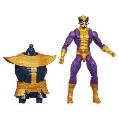 Foto Boneco Batroc Marvel Legends Infinite Series B2065 - Hasbro