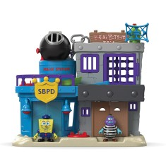 Foto Boneco Imaginext Bob Esponja DFX79 - Fisher Price