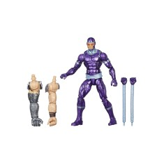 Foto Boneco Marvel Legends Machine Man Infinite Series B0438/B1478 - Hasbro