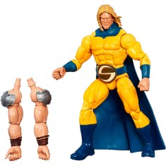 Foto Boneco Marvel Legends Sentry Infinite Series B0438/B1481 - Hasbro