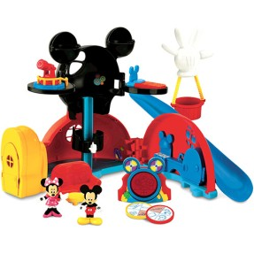 Foto Boneco Mickey Minnie Casa do Mickey - Mattel