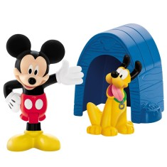 Foto Boneco Mickey Pluto ClubHouse R9062 - Fisher Price