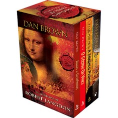 Foto Box - As Aventuras de Robert Langdon - Dan Brown - 9788580413274