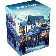 Foto Box - Harry Potter - Série Completa - J.K. Rowling - 9788532512949
