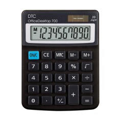 Foto Calculadora De Bolso DTC Office Desktop 700