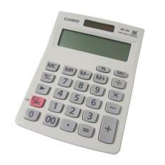 Foto Calculadora De Mesa Casio MZ-12S-WE