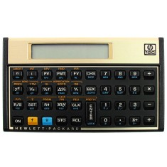 Foto Calculadora Financeira HP 12c Gold