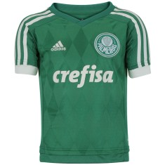 Camisas de Times de Futebol Brasileiros Palmeiras Gola V  a03557ad6d94e