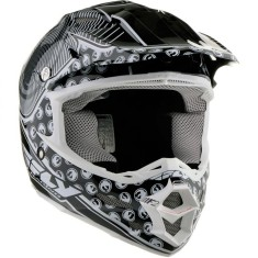 Foto Capacete Fly F2 Dragon Off-Road