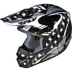 Foto Capacete Fly Racing Kinetic Flash Off-Road