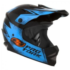 Foto Capacete Protork Kids Insane 5 Off-Road