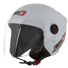 Foto Capacete Protork New Liberty Three Aberto