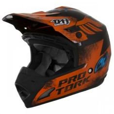 Foto Capacete Protork TH1 Insane 5 Off-Road